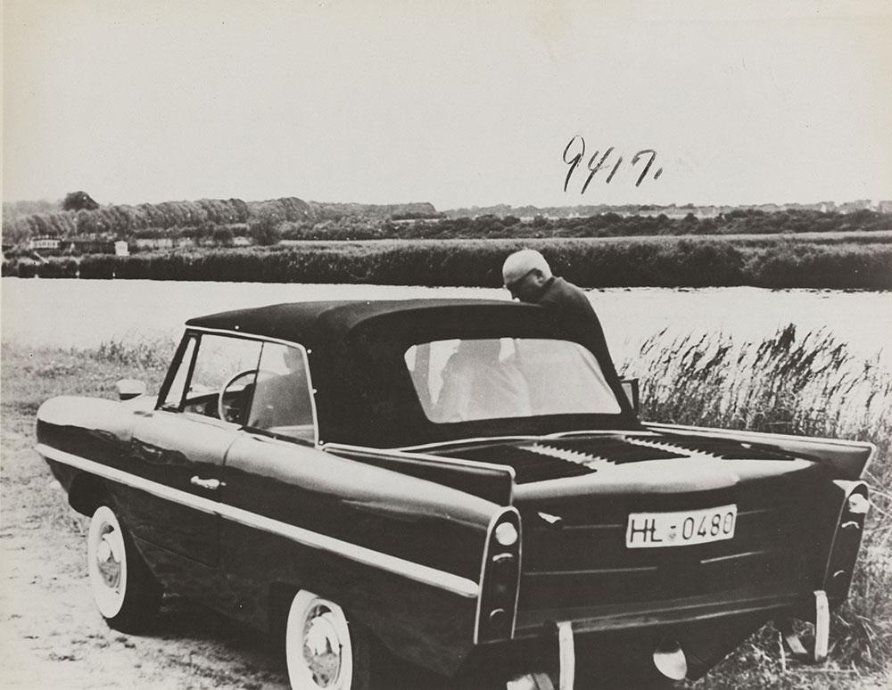 Amphicar 1961