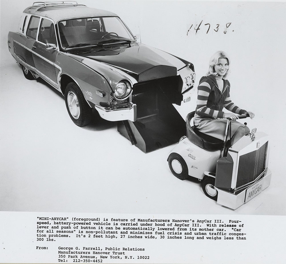 Mini Anycar 1975