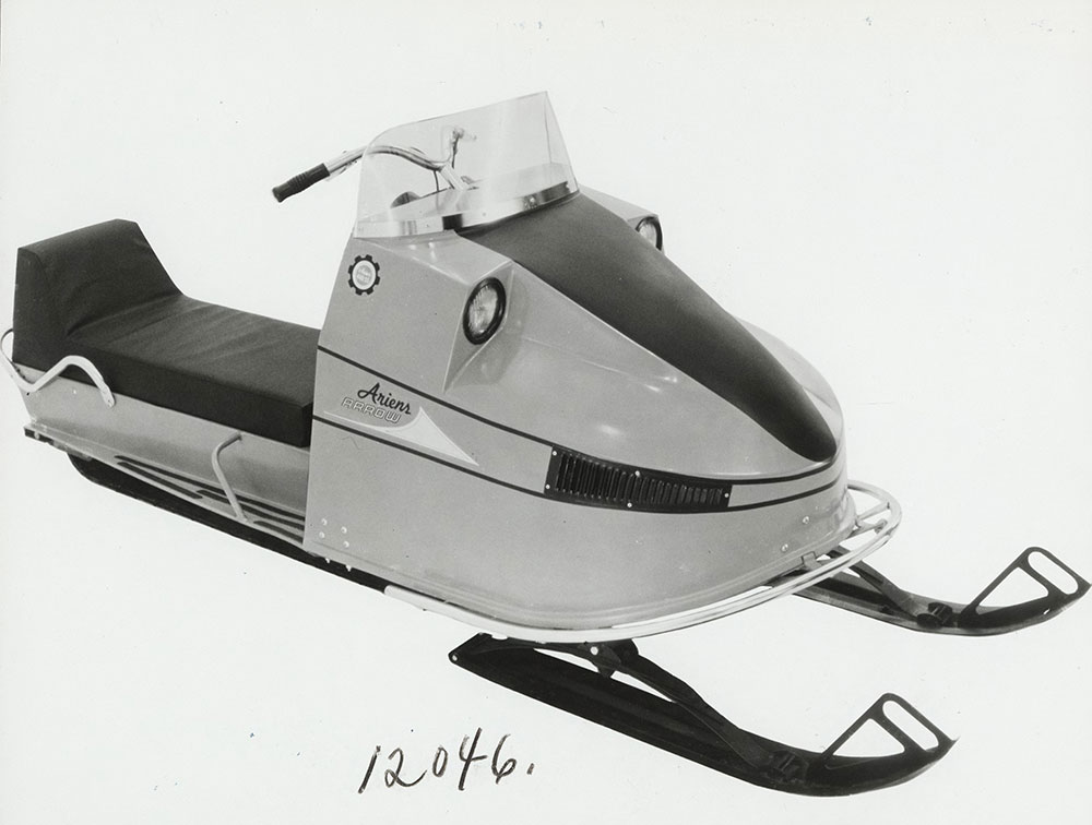 Ariens arrow 1970
