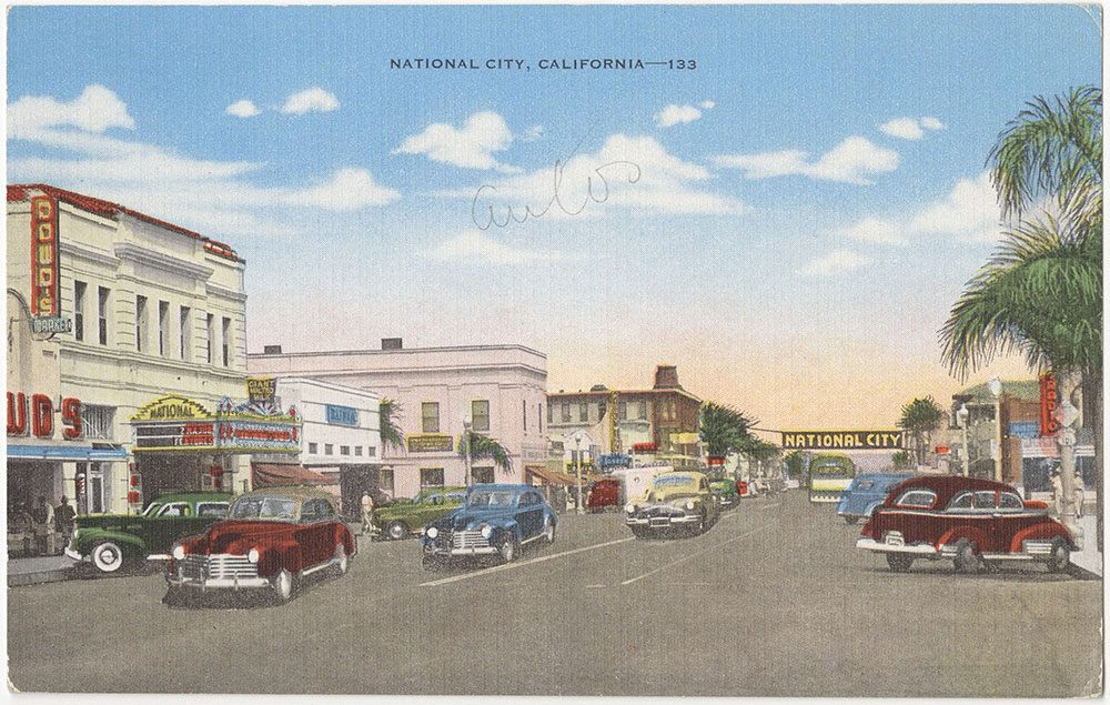 National City, California