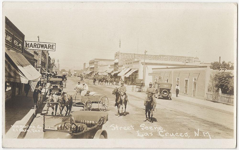 Street Scene, Las Cruces, New Mexico