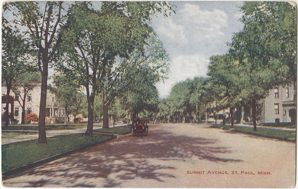 Summit Avenue, St. Paul, Minnesota