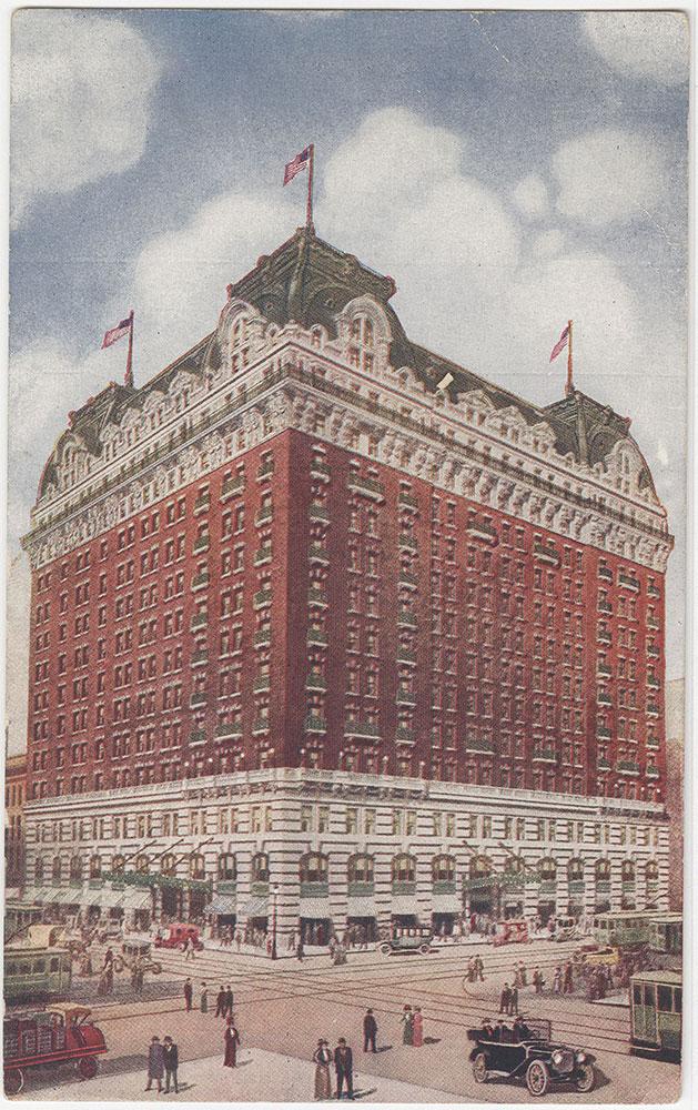 Hotel Sherman, Chicago