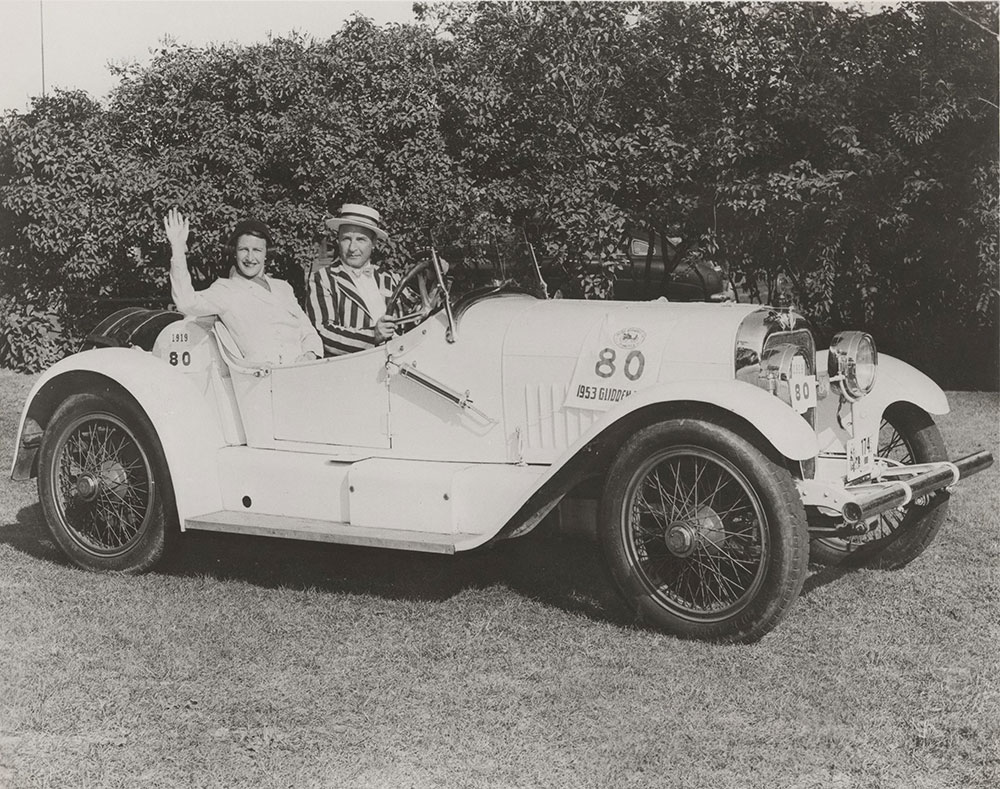 Mercer Raceabout - 1914 - Digital Collections - Free Library
