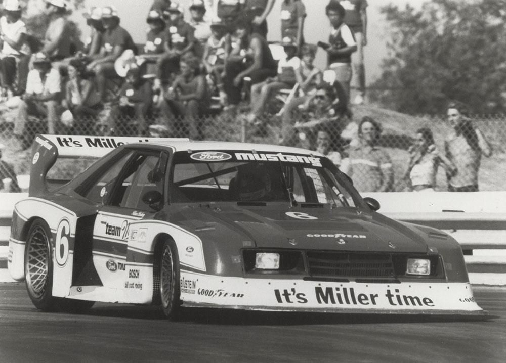 Team Zakspeed Roush Ford Mustang Turbo - 1981