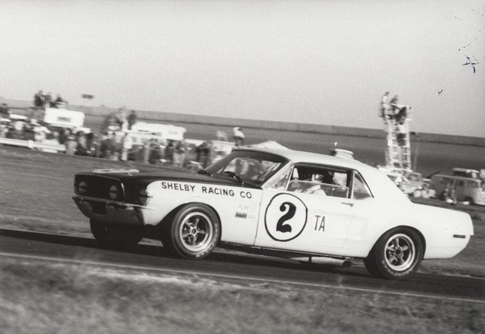 Shelby Racing Ford Mustang
