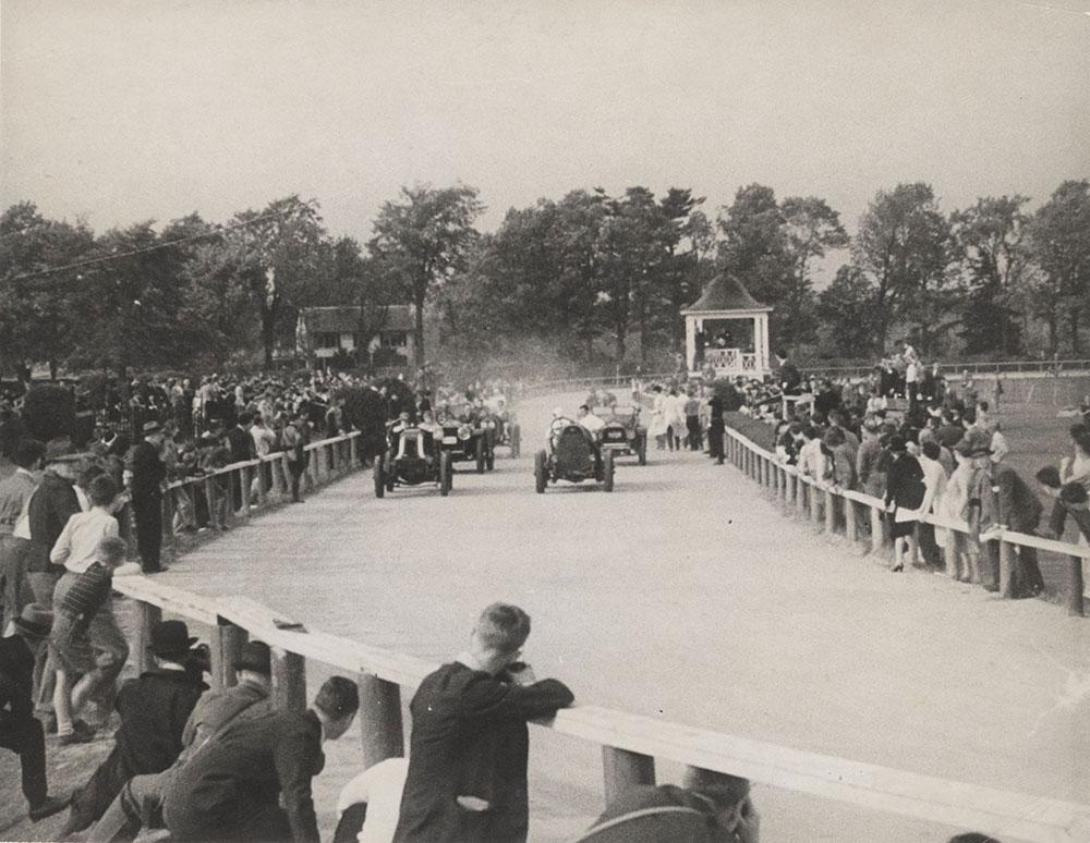 Framingham, MA racetrack, 1939