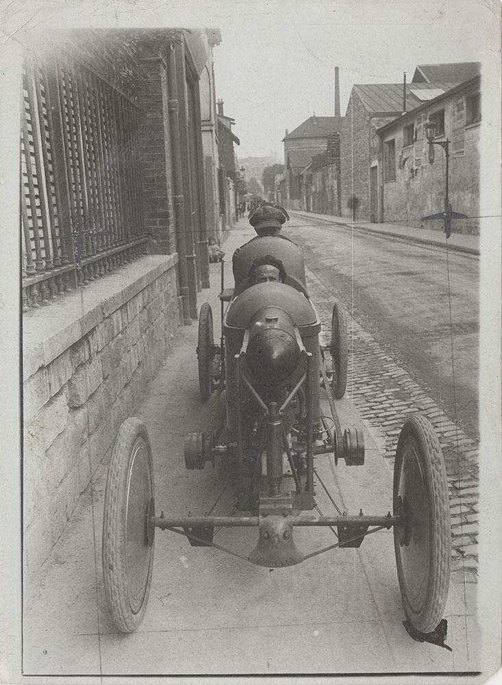 Bedelia Grand Prix Cyclecar