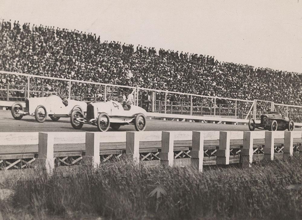 Chicago Race, June 1917