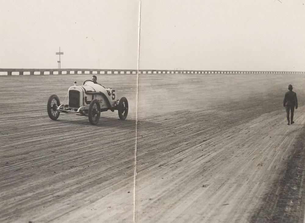 Chicago Speedway June 1915