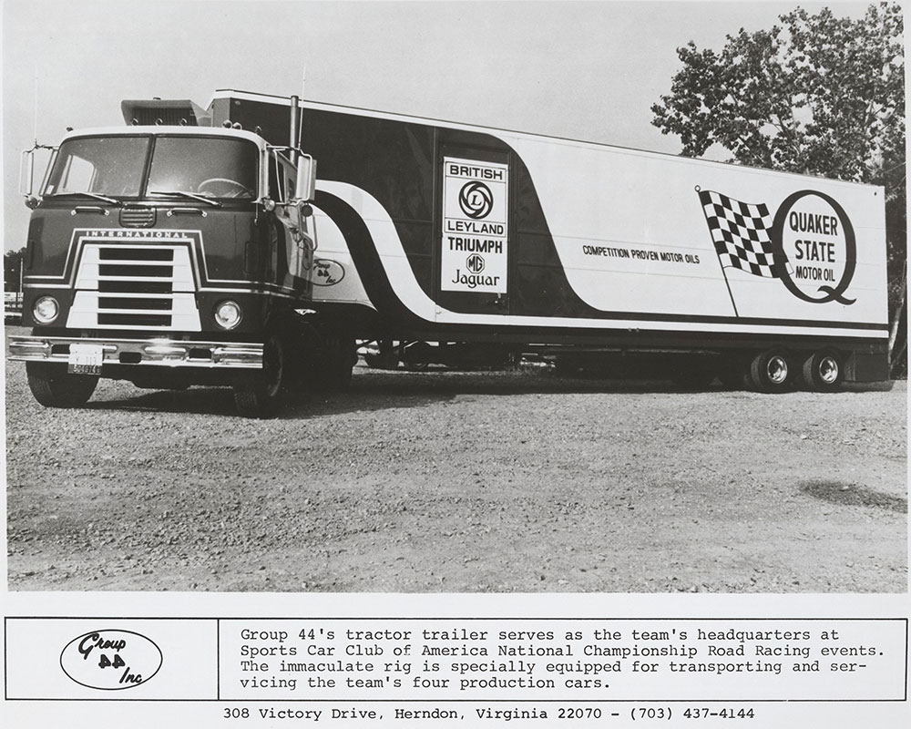 Tractor-Trailer for Group 44