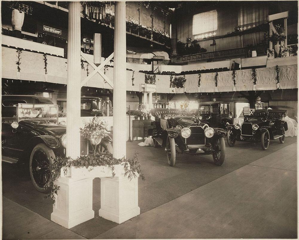 Boston Automobile Show 1915 Stearns-Knight