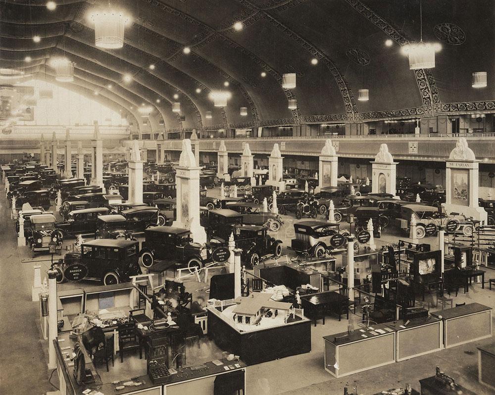 New York Automobile Show 1927