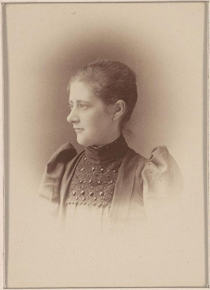 Portrait of Beatrix Potter