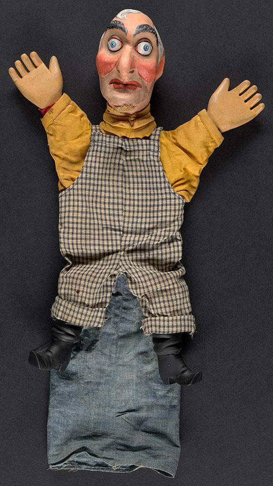 Mr. McGregor [Hand Puppet]