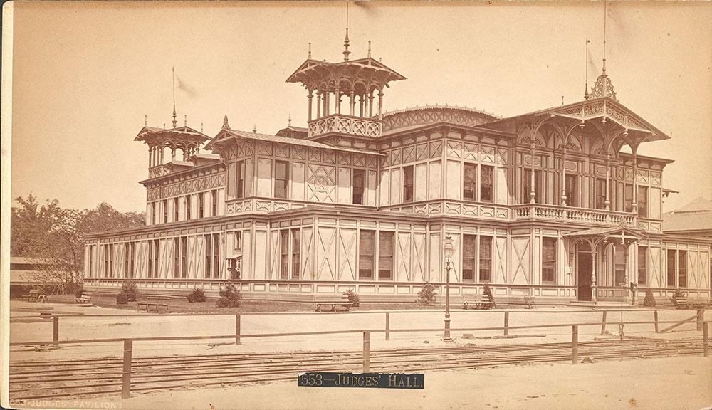 Judges' Pavilion