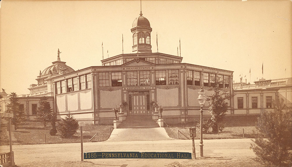 Pennsylvania Educational Hall