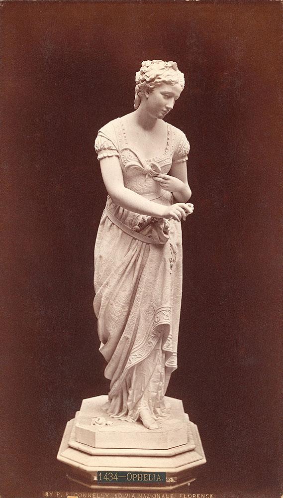 Statue, Connolly's [sic]