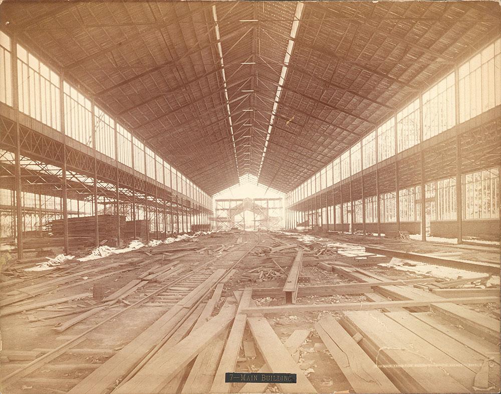 Main Exhibition Building-South Avenue