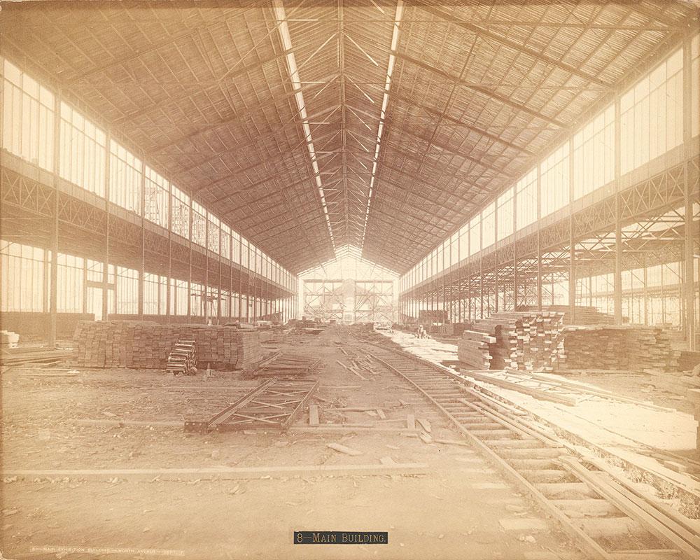 Main Exhibition Building-North Avenue
