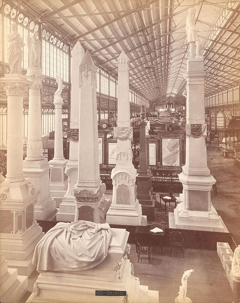 Carpenter & Raymond's exhibit