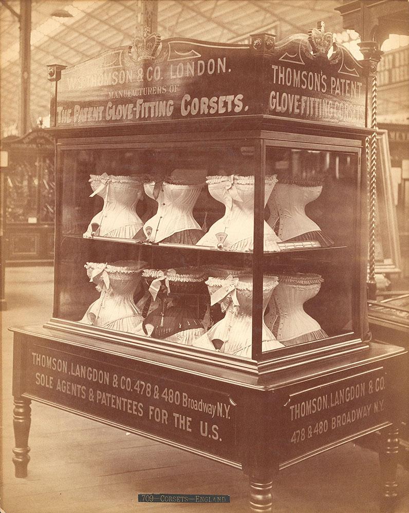 N. [sic] S. Thompson [sic] & Co.'s exhibit-M. Bldg