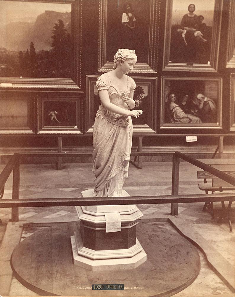 Connolly's [sic] statue,
