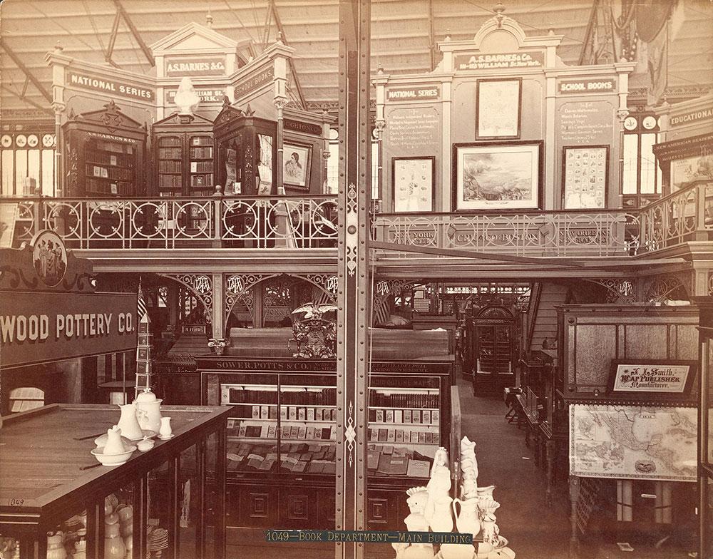 A.S. Barnes & Co.'s exhibit