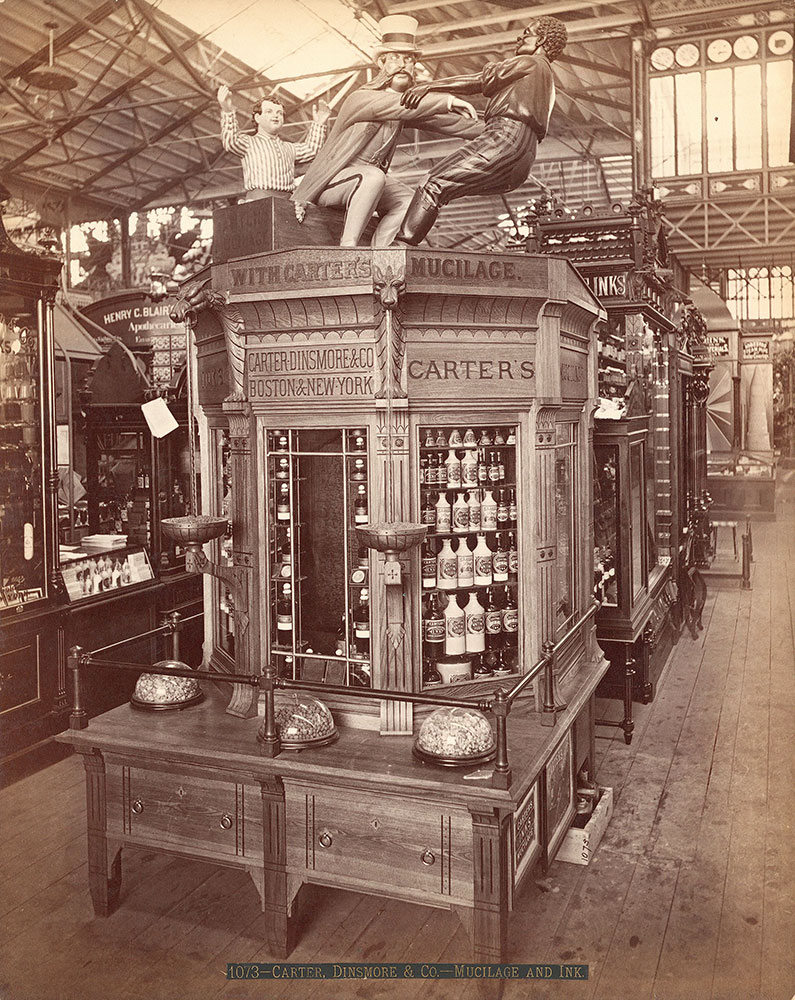 Carter, Dinsmore & Co.'s exhibit--Main Building