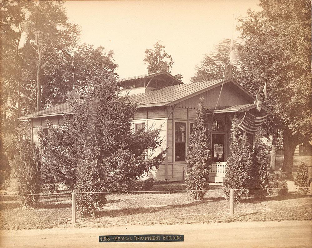 Centennial Medical Department Building