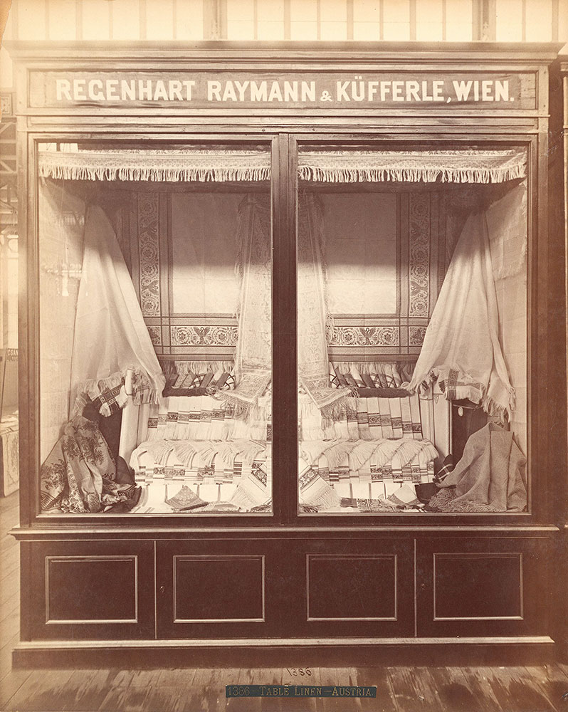 Regenhart, Raymann Kuffale [sic]--Main Building