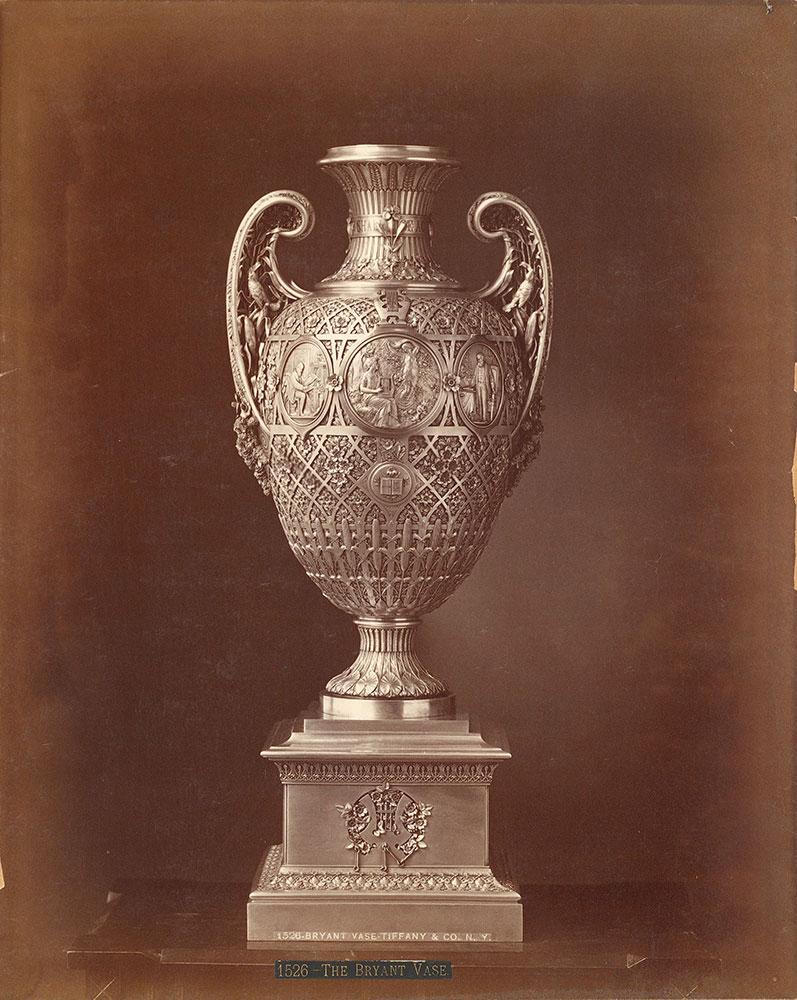 Bryant Vase-Tiffany & Co., N.Y.