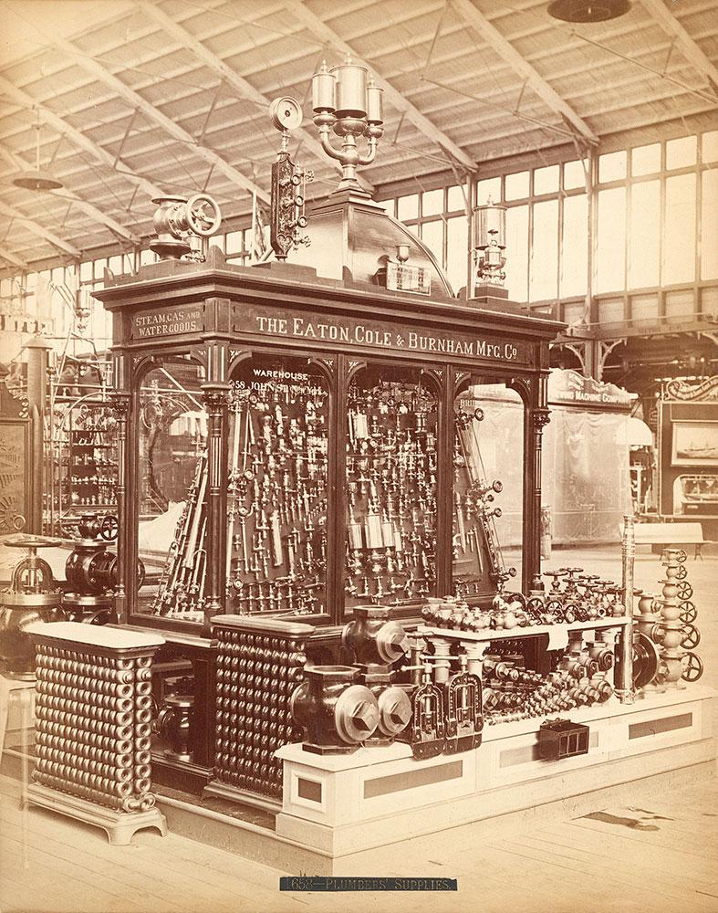 Eaton, Cole & Burnham's exhibit
