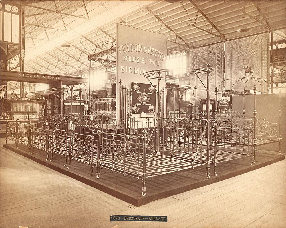 Peyton & Peyton's exhibit-Main Building