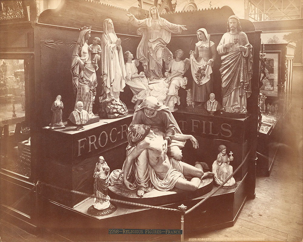 F. Robert's religious figures---French sect., M.B.