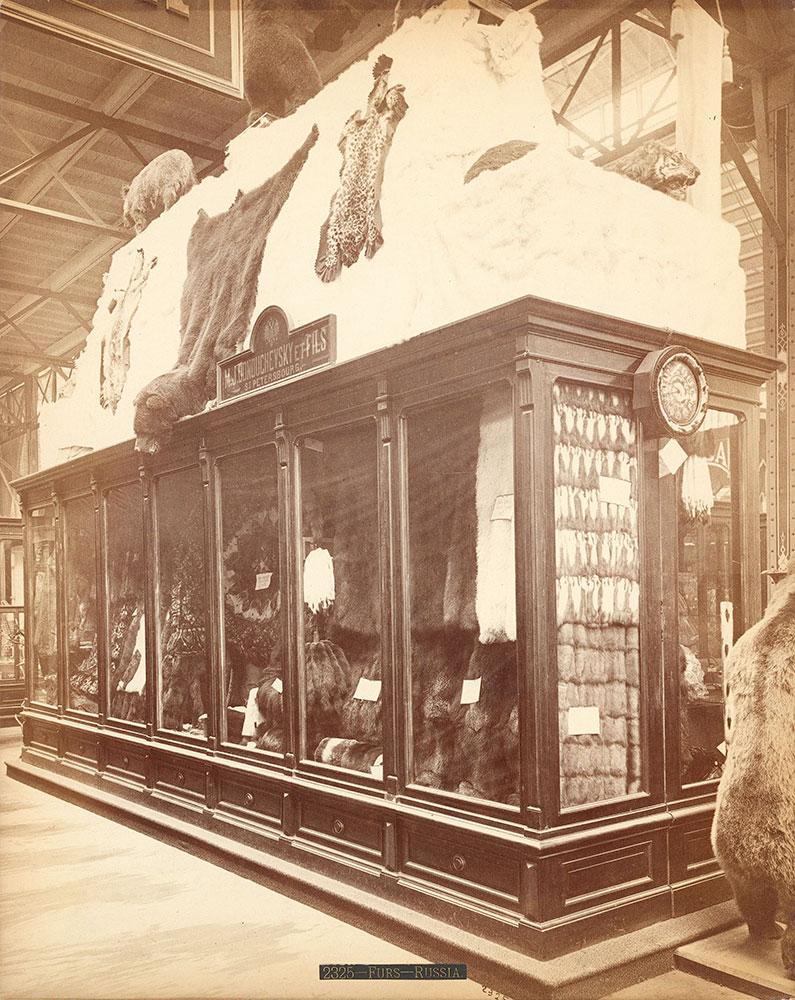 M.J. Odnoncheosky's [sic] Sons' exhibit