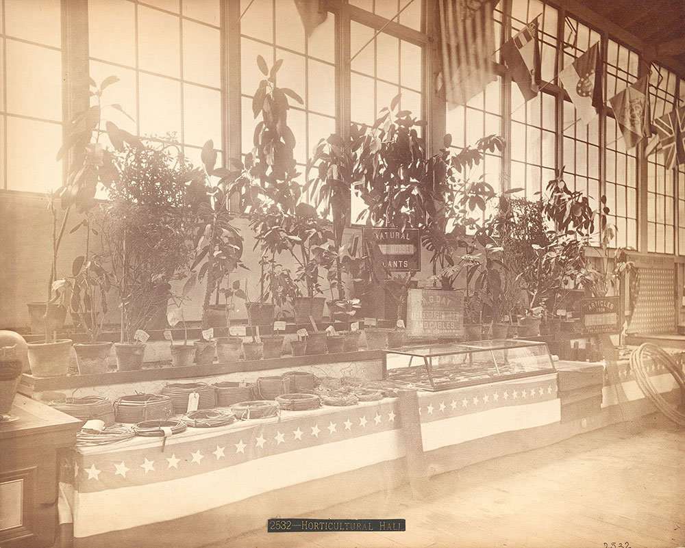 A.G. Day's exhibit-Agricultural Hall