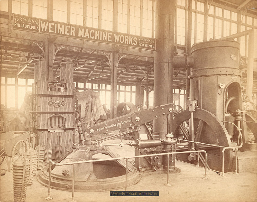 Weimier [sic] Machine Works