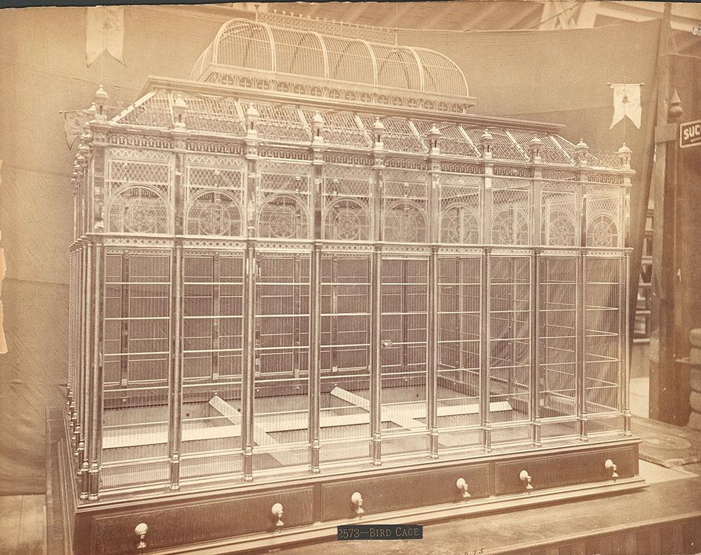 Osborn Manufacturing Co.'s ex.-Agricultu'l Hall