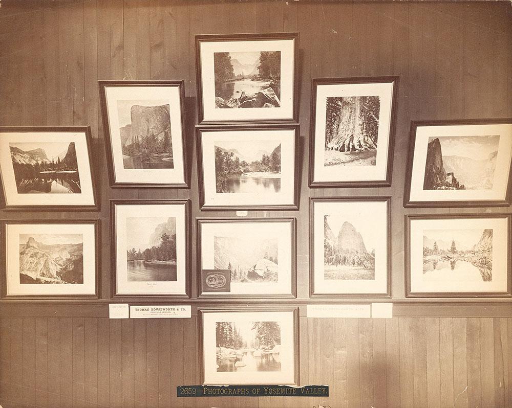 T. Hauseworth [sic] & Co.'s exhibit