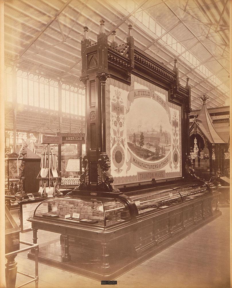 A. Field & Son's exhibit-Main Building