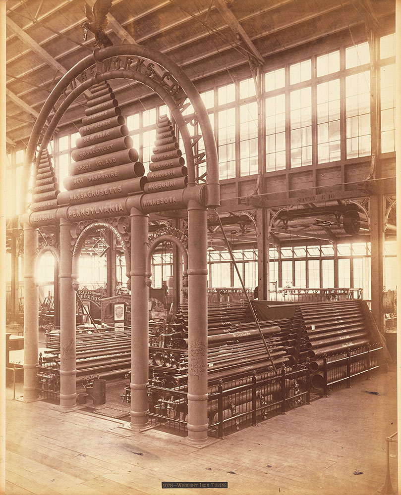 National Tube Works Co.'s ex.-Machinery Hall