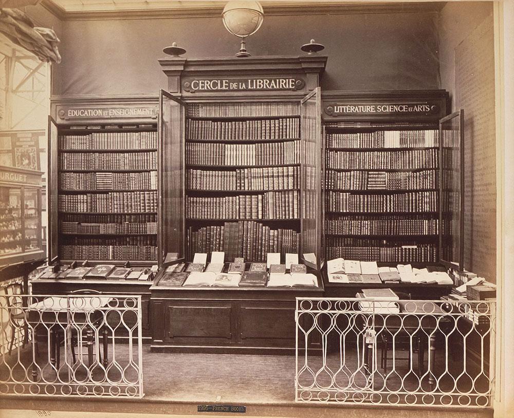 Cercle de la librairie