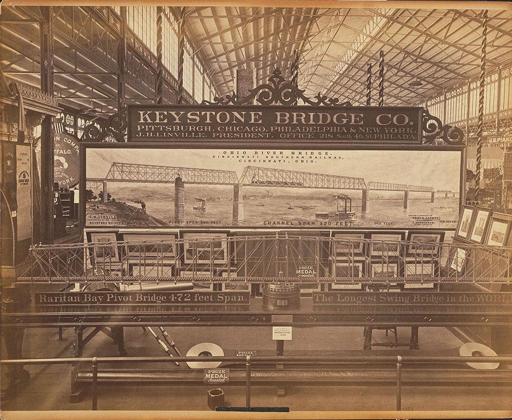 Keystone Bridge Co.'s exhibit
