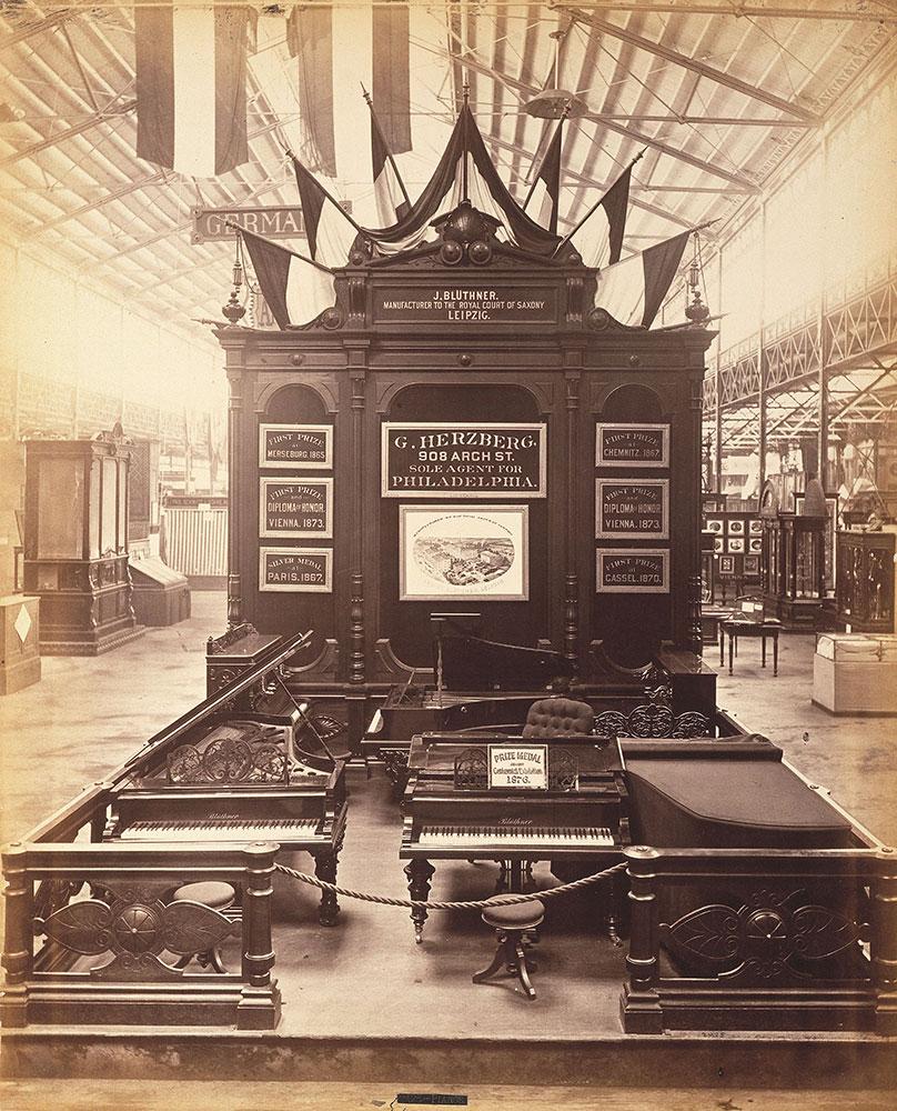 G. Herzberg's exhibit-Main Building