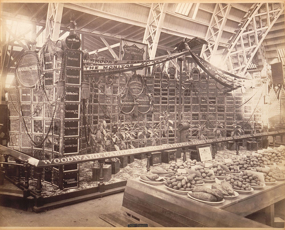 Edward Halbrook's [sic] exhibit