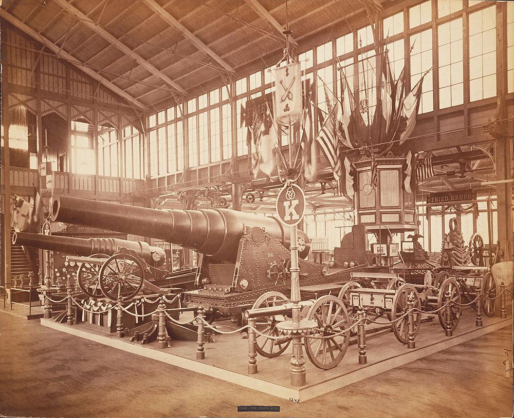 The Krupp Gun-Machinery Hall