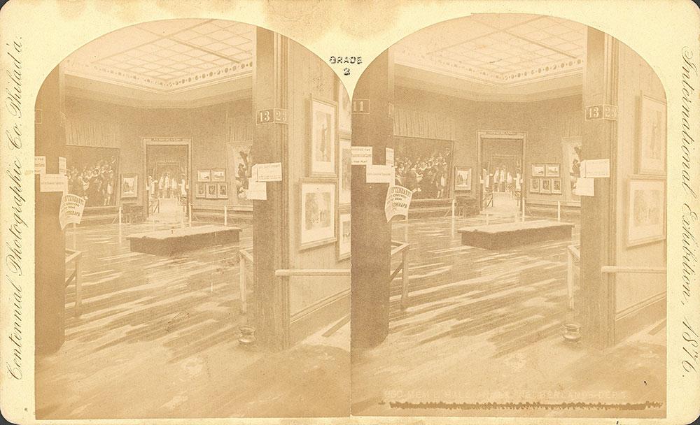 Memorial Hall-Netherlands Department