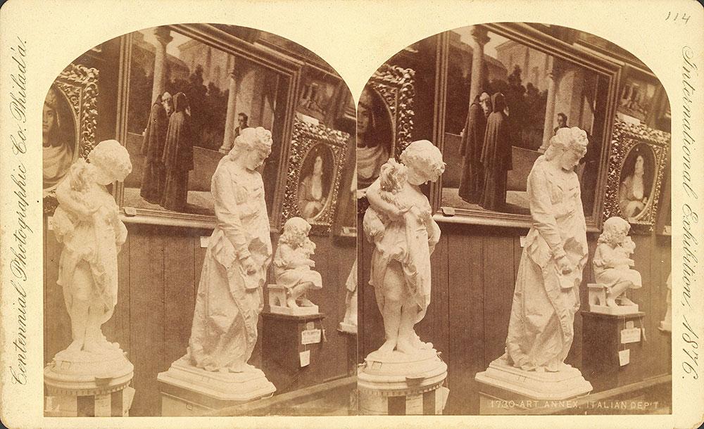 Art Annex--Italian section