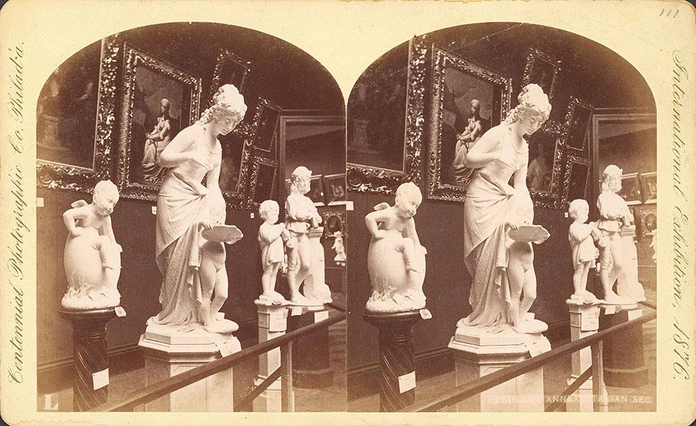 Art Annex, Italian section
